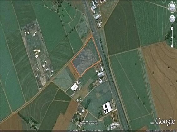 Área Para Incorporação, Distrito Industrial, Cravinhos - 2381v-v