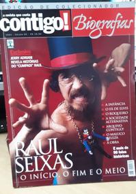 Revista Contigo Biografias: Raul Seixas