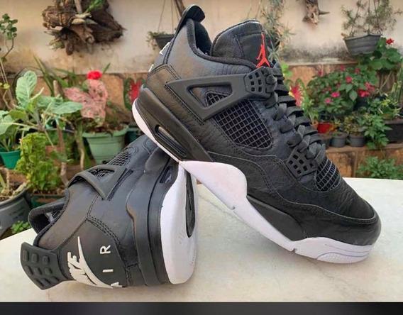 Tênis Nike Air Jordan 4 Retro Masculino Cores Novas