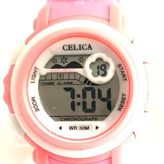 Reloj Digital Sumergible Niño Dama 88-28