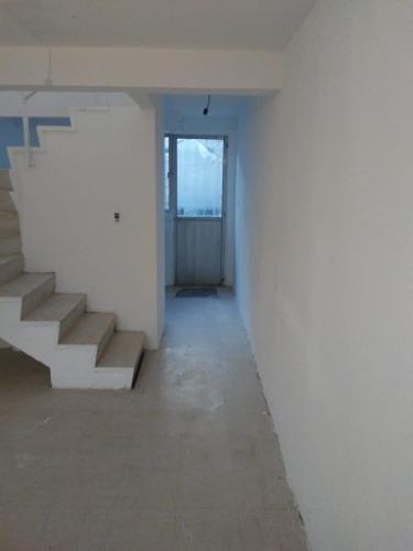 Remato Casa En Unidad Habitacional Real De San Vicente Chicoloapan