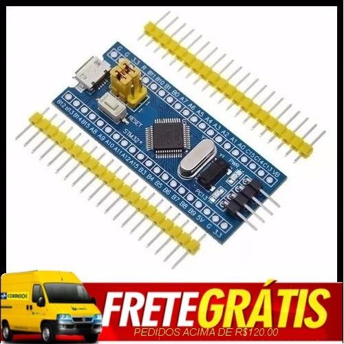 Placa Arm Cortex-m3 Stm32 Stm32f103c8t6