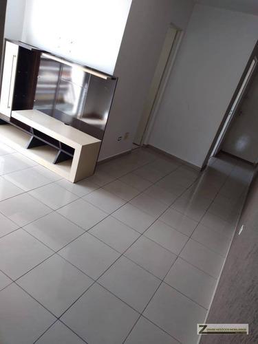 Apartamento Com 2 Dormitórios À Venda, 57 M² Por R$ 255.000,00 - Jardim Santa Mena - Guarulhos/sp - Ap0055