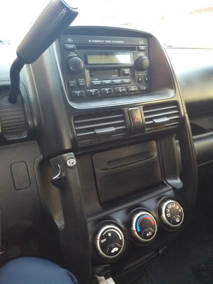 Honda Crv 2005 Ex 4 Cilindro