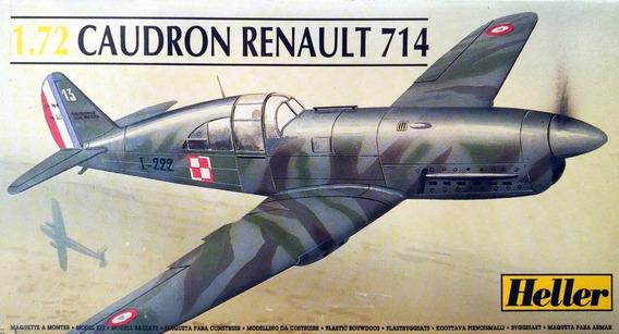 Caudron Renault 714 - Escala 1/72 Heller 80218