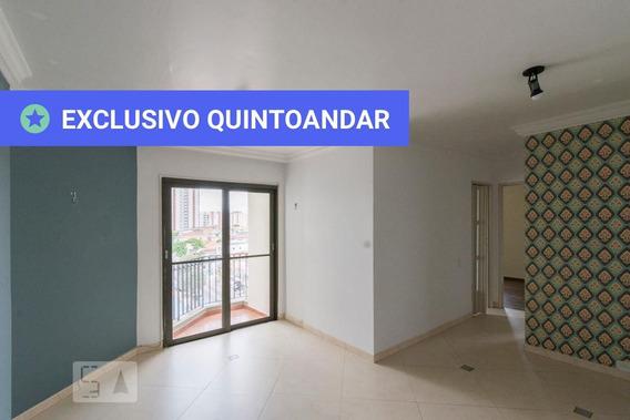 Apartamento No 12º Andar Com 2 Dormitórios E 1 Garagem - Id: 892966358 - 266358