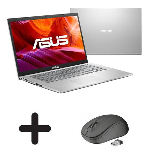 Imagen 1 de 5 de Portatil Vivobook 14 Fhd X415ja Core I3 4gb Dd 1tb + Mouse