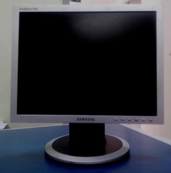 Monitor Lcd Syncmaster 510n Semi-novo!