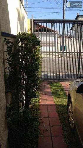Casa A Venda Em Mogi Das Cruzes Vila Oliveira De 3 Domitórios - V106