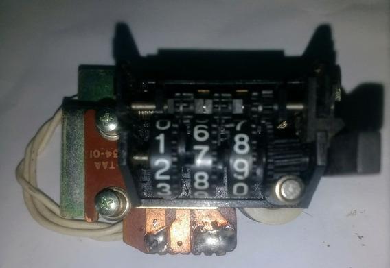 Relógio Counter Tape Deck Gradiente! Leia O Anúncio!