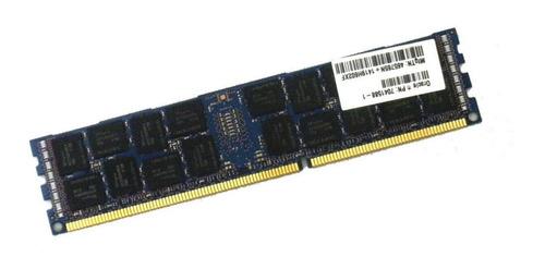 Memoria Kingston Ecc 16gb 2rx4 Pc3l-12800r P/servidores C/nf