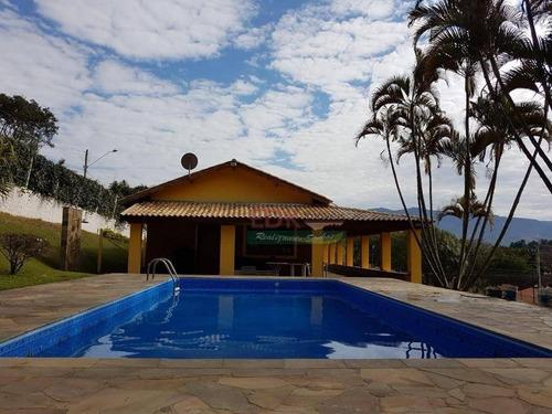 Imagem 1 de 25 de Chácara Com 3 Dormitórios À Venda, 5000 M² Por R$ 1.500.000 - Zona Rural - Joanópolis/sp - Ch0350