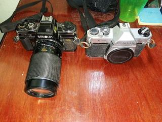 Camaras Minolta X700, Pentax K1000