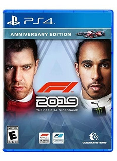 Ps4 F1 2019 Anniversary Edition Ps4