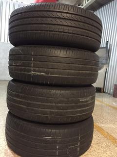 Llantas Usadas Pirelli 225/60 R17