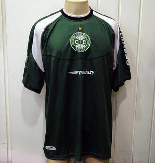 Camisa Coritiba Penalty Third 2005 #9 G