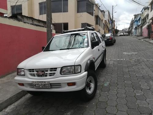 Chevrolet Rodeó  Rodeo  Fyll