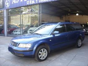 Volkswagen Passat Variant 1.8t 1999 Ge Automotores.