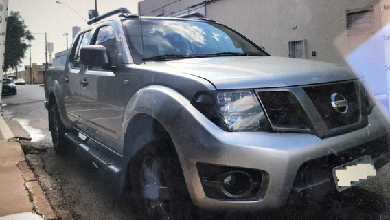 Nissan Frontier 2.5 Sv Attack Cab. Dupla 4x4 4p 2016