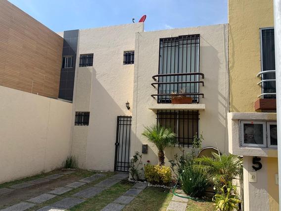 Casa En Renta Cerca De La Udlap- Cholula Puebla