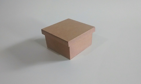 Kit Com 20 Caixas Mdf 12x12x6-lembrancinhas De Casamento