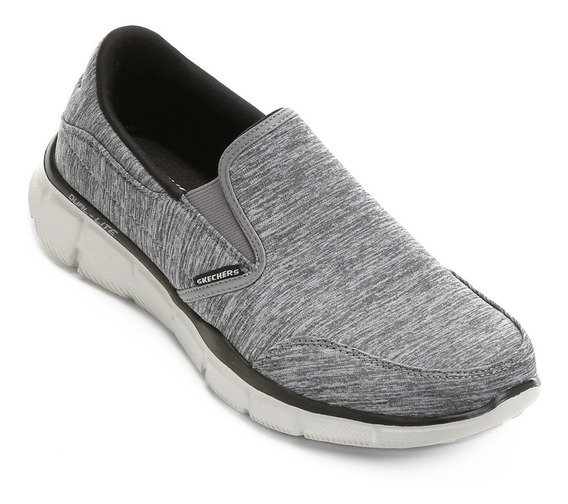 Skechers Equalizer Forward T Masculina - Cinza