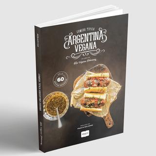 Libro Comida Típica Argentina Vegana