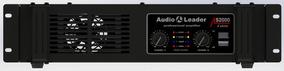 Potencia Amplificador Áudio Leader Als 2000 Watts Rms 4 Ohms