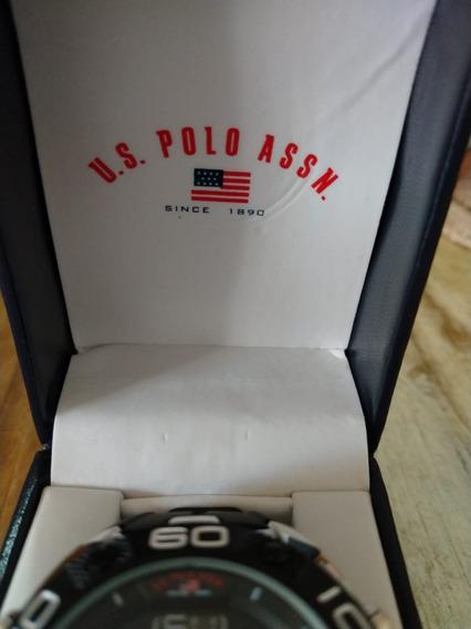 Relógio U.s. Polo Assn, Original - Importado Eua