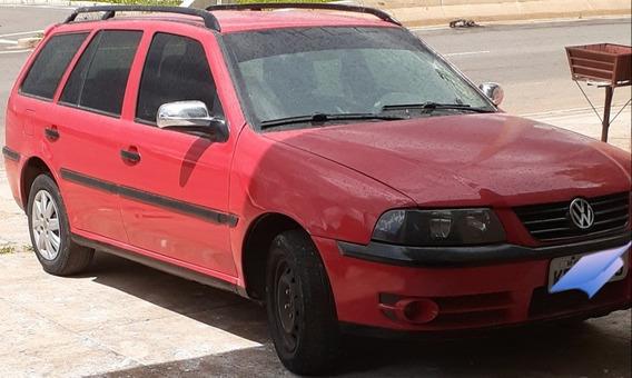 Volkswagen Parati 2002 1.0 16v Turbo 5p