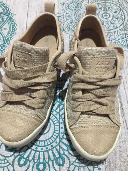 Zapatillas Zara Talle 30/31