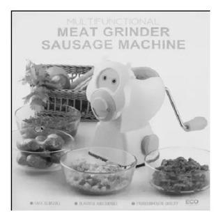 Maquina Moer Carne Acessorios Linguica Socador Profissional