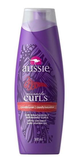 Condicionador Aussie Curls 360ml