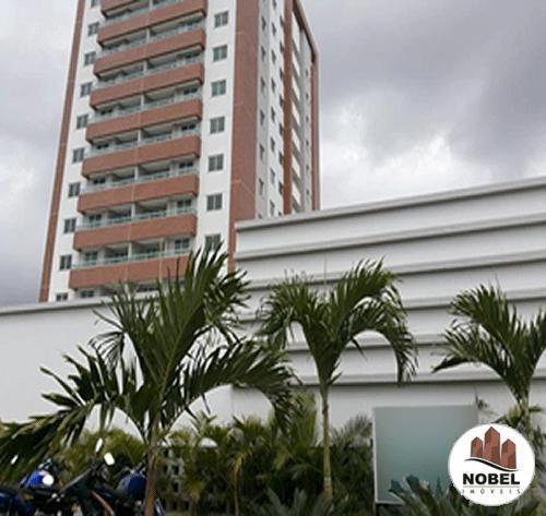 Apartamento Com 3 Dormitório(s) Localizado(a) No Bairro Serraria Brasil Em Feira De Santana / Feira De Santana - 2415