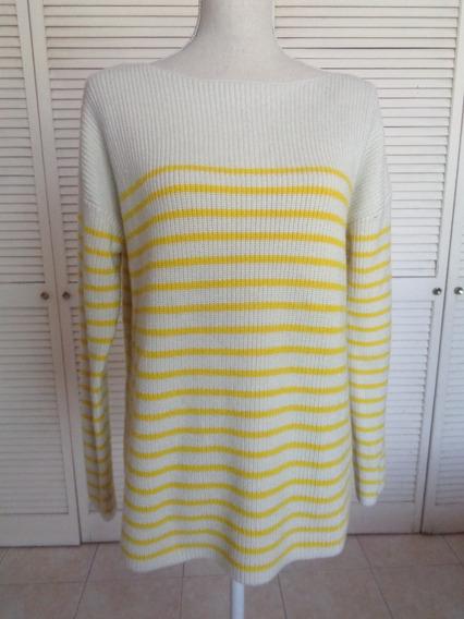 Sweter Gap Talla Xl, Grueso, 30% Merino Extra Fine Wool.