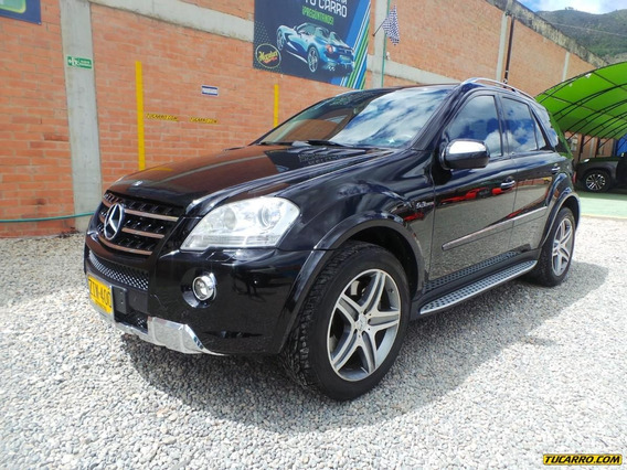 Mercedes Benz Clase Ml 63 Am6