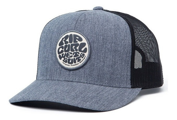 Gorra Hombre Rip Curl Supreme Wett Trucker Hat Cha Original
