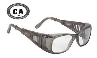 Oculos Scudo - Óculos De Proteção P/ Lentes De Grau 2 Unid
