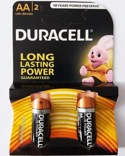 Pilas Aa Duracell Pack De 2