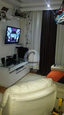 Apartamento Residencial Para Venda E Locação, Casa Grande, Diadema. - Ap3604
