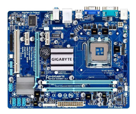 Kit Placa Mãe 775 + Core 2 Duo E8400 3.0ghz + 8gb Ddr3