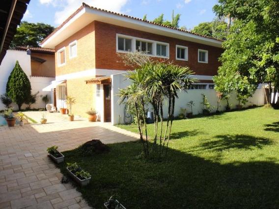 Casa Para Venda Em São Paulo, Jardim Morumbi, 4 Dormitórios, 2 Suítes, 2 Banheiros, 6 Vagas - 2000/1950 C