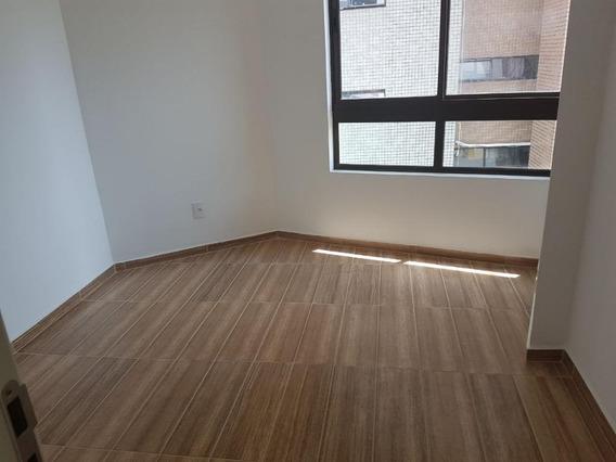 Apartamento Em Torre, Recife/pe De 40m² 1 Quartos Para Locação R$ 2.200,00/mes - Ap362191