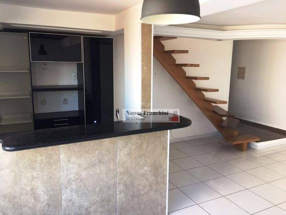 Casa Verde-zn/sp - Apartamento Duplex Loft 01 Dormitório, 02 Vagas Cobertas - R$ 340.000,00 - Lf0012