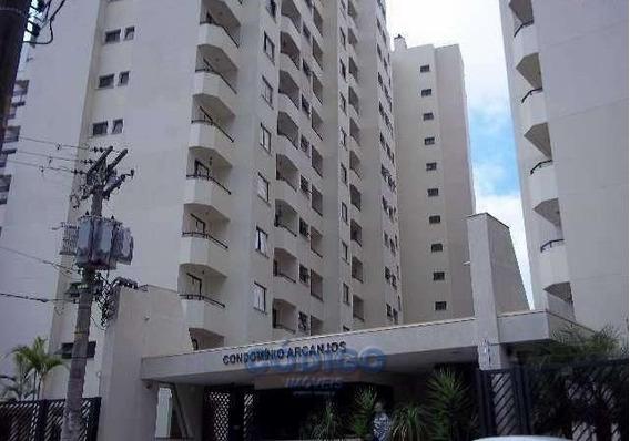 Apartamento 75m 2 Vagas - Vila Rosalia - 01843-2