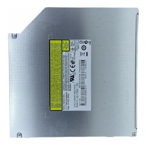 Imagem 1 de 3 de Gravador De Dvd E Cd P/ Notebook Sata Mod: Ds-8a4s