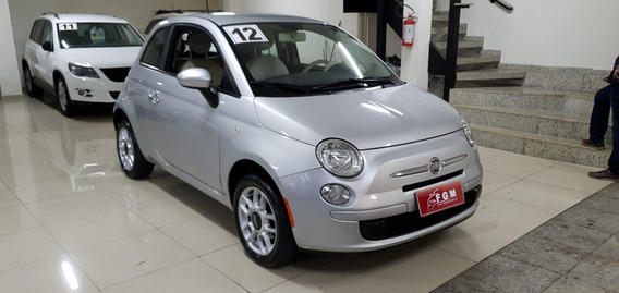 Fiat 500 1.4 Cult 8v Flex 2p Manual 2012