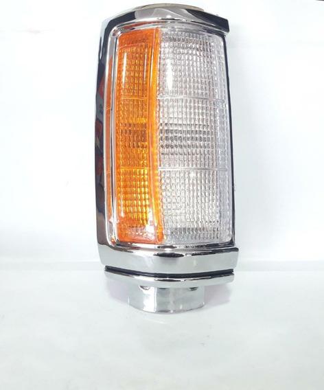 Lanterna Pisca Dianteiro Lado Esquerdo L200 Cromada 92 A 04