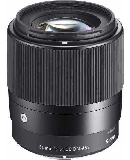 Sigma 30mm F/1.4 Sony