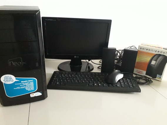 Computador Completo LG